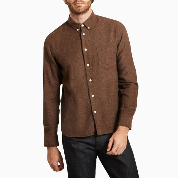 La Paz Branco Shirt - Brown