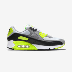 Nike Air Max 90 OG - Particle Grey/Black/Volt