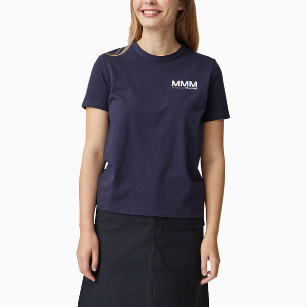 Wood Wood x Disney Aria T-Shirt - Navy