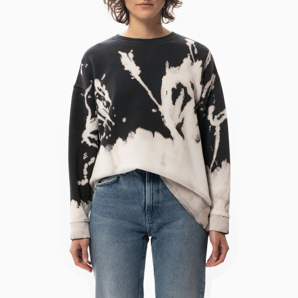 Nudie Bibbi Special Dye Sweatshirt - Multi