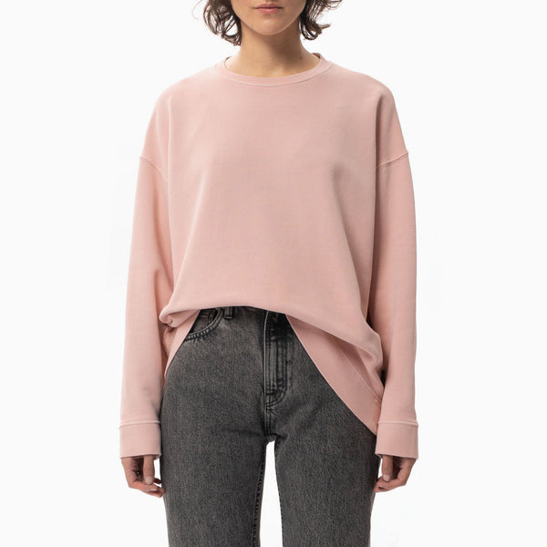 Nudie Bibbi Sweatshirt - Light Pink