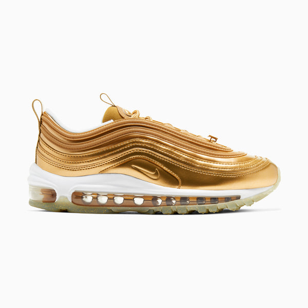 Nike Womens Air Max 97 - Luxe Metallic Gold