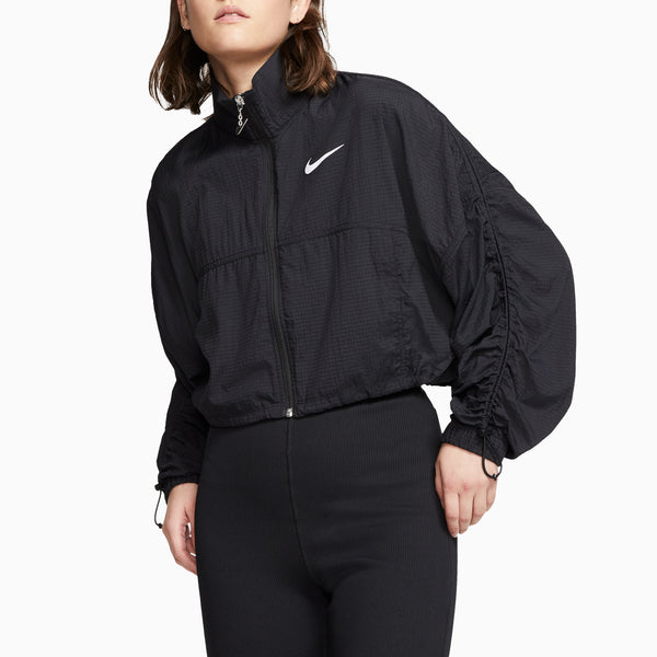 Nike Women's Swoosh Jacket - Black