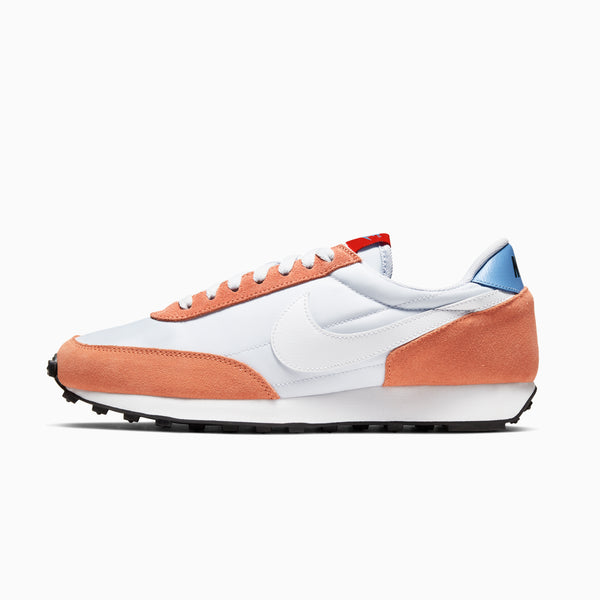 Nike Women's Daybreak - Football Grey/White/Orange Trance