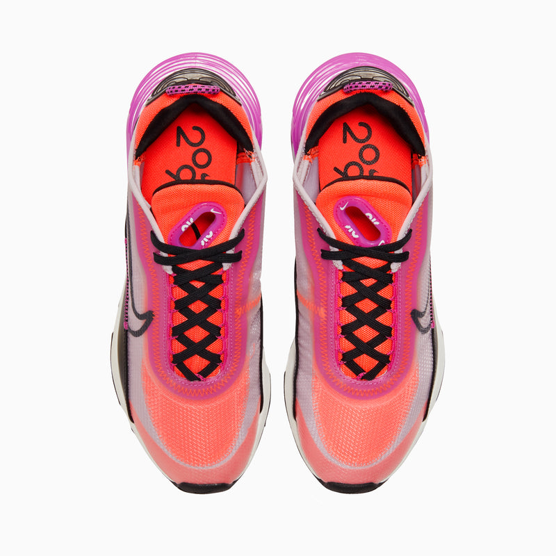 Nike Air Max 2090 - Iced Lilac/Black-Fire/Pink-Flash Crimson