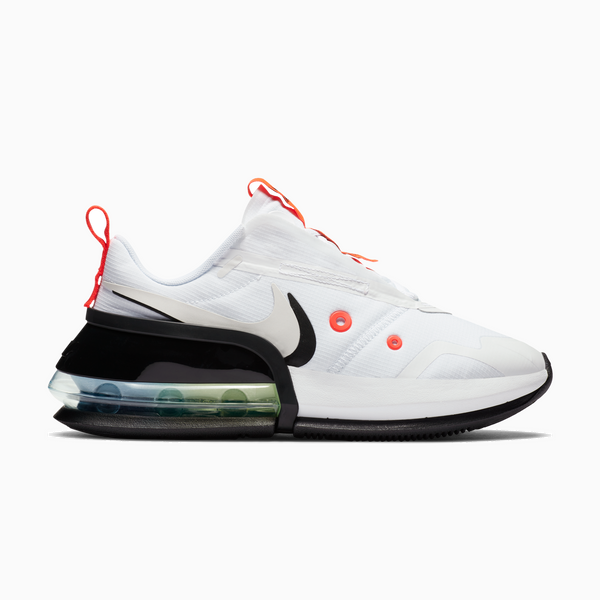 Nike Air Max UP - White Crimson/ Tint Barely Volt