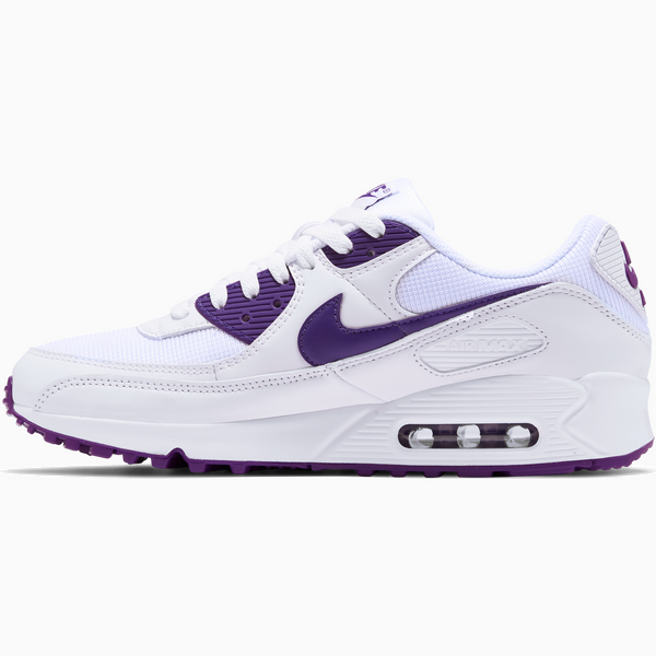 Nike Air Max 90 - White/Court/Purple