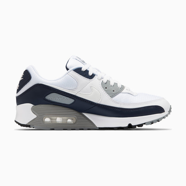 Nike Air Max 90 - White/Grey/Obsidian