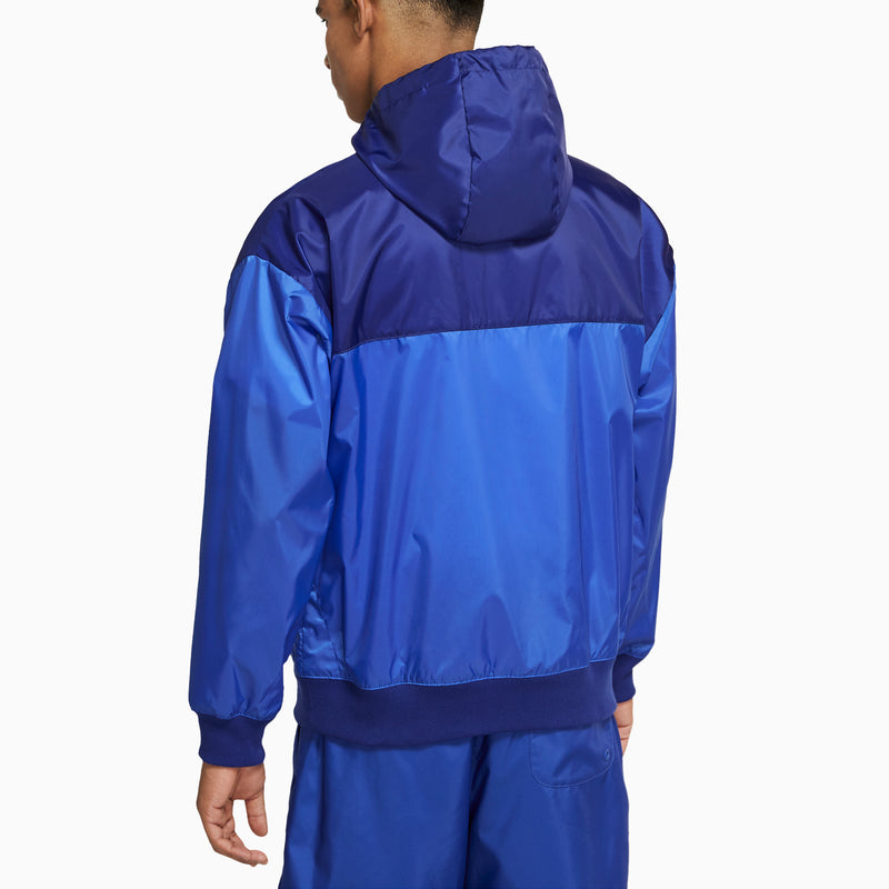 Nike Sportswear Windrunner Jacket - Deep Royal Blue/Game Royal/White