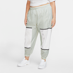 Nike Sportswear Woven Trousers - Light Bone/ White/ Black