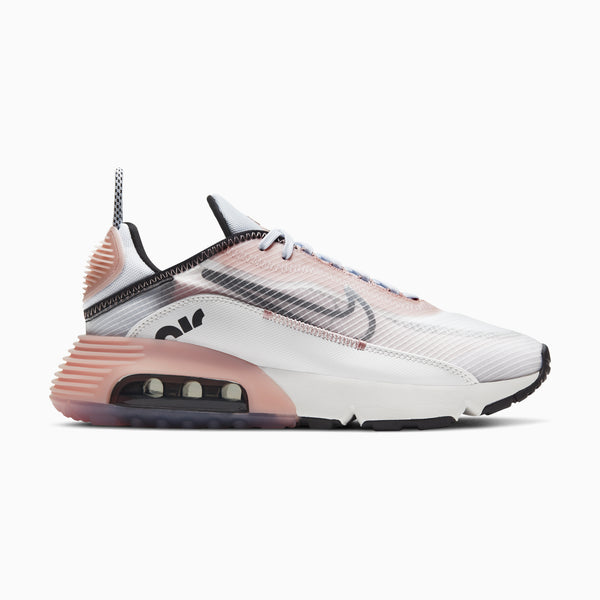 Nike Women's Air Max 2090 - Summit White/Champagne/Football Grey/Black