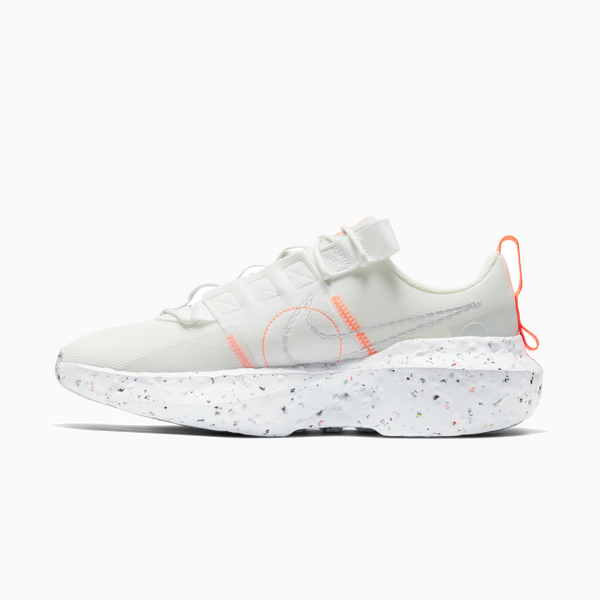 Nike W' Crater Impact - Summit White/Grey Fog