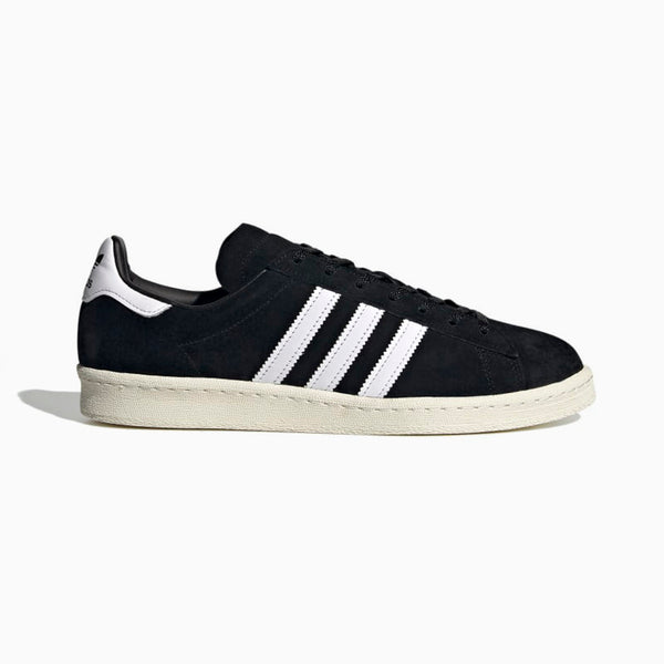 Adidas Campus 80s - Black/White/Off-White