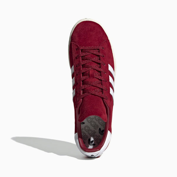 Adidas Campus 80s - Collegiate Burgundy/Cloud White/Off-White