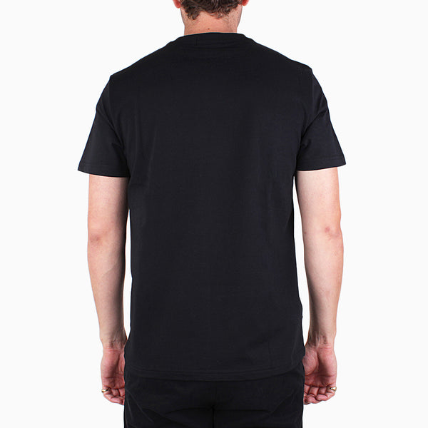 Fred Perry Crew Neck T-Shirt - Black