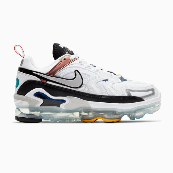 Nike Womens' Vapormax EVO - White/Iridescent Black