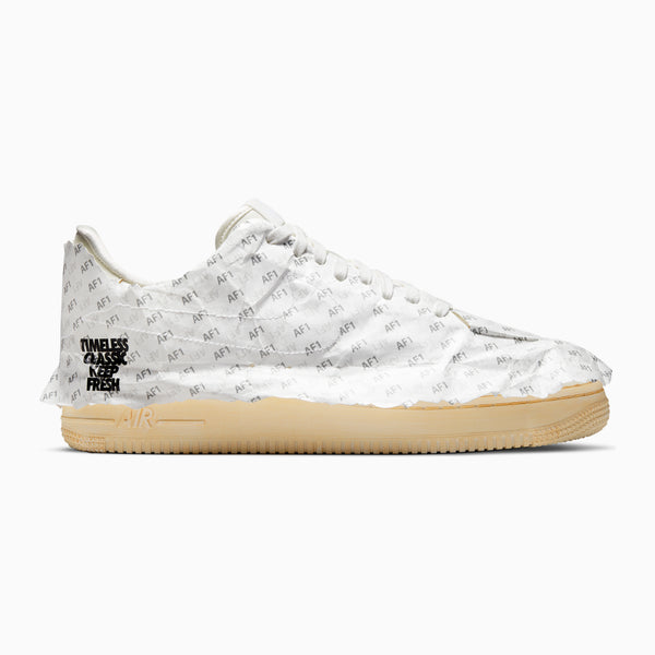 Nike Air Force 1 ' 07 LV8 - White/Sail/Pale Ivory