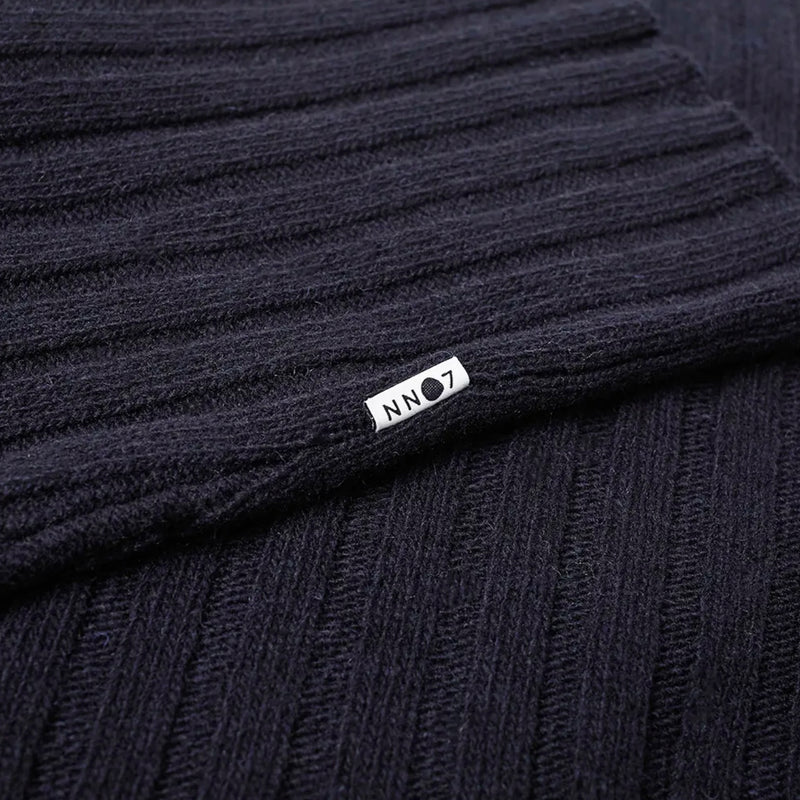 NN07 Davies Knit - Navy Blue