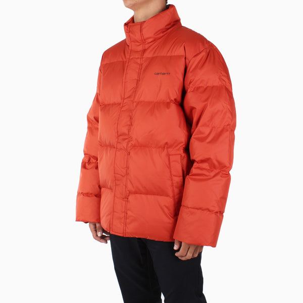 Carhartt Deming Jacket - Brick Orange