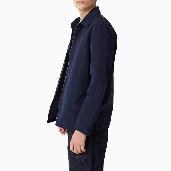 Wood Wood Egon Shirt - Navy