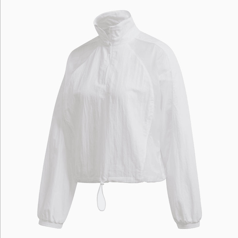 Adidas Women's HZ Layer Top - White