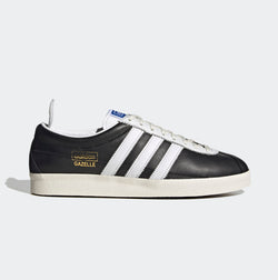 Adidas Gazelle Vintage - Black/White/Gold