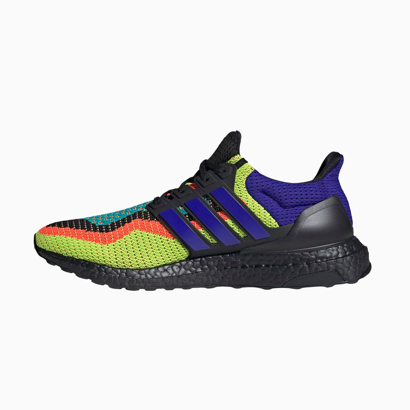 Adidas Ultraboost DNA - Black/ White/ Solar Red
