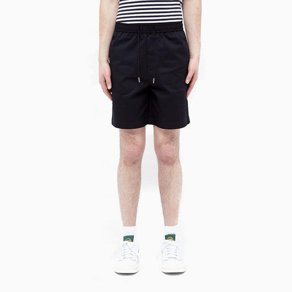Fred Perry Drawstring Twill Short - Navy