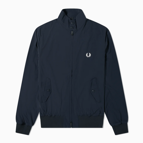 Fred Perry Lightweight Harrington - Navy