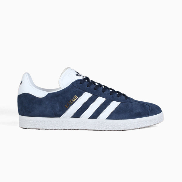 Adidas Gazelle -  Collegiate Navy/White