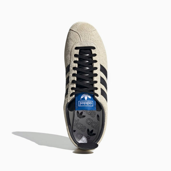Adidas Gazelle Vintage - White/ Black/ Blue