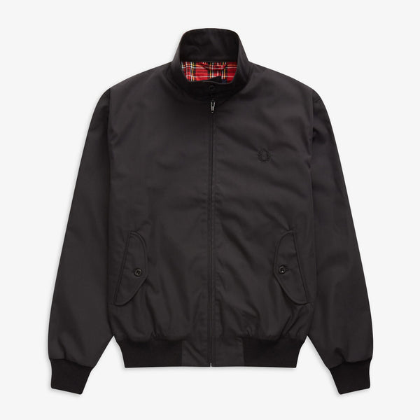 Fred Perry Harrington Made In England - Black