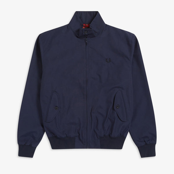 Fred Perry Harrington Made In England - Navy