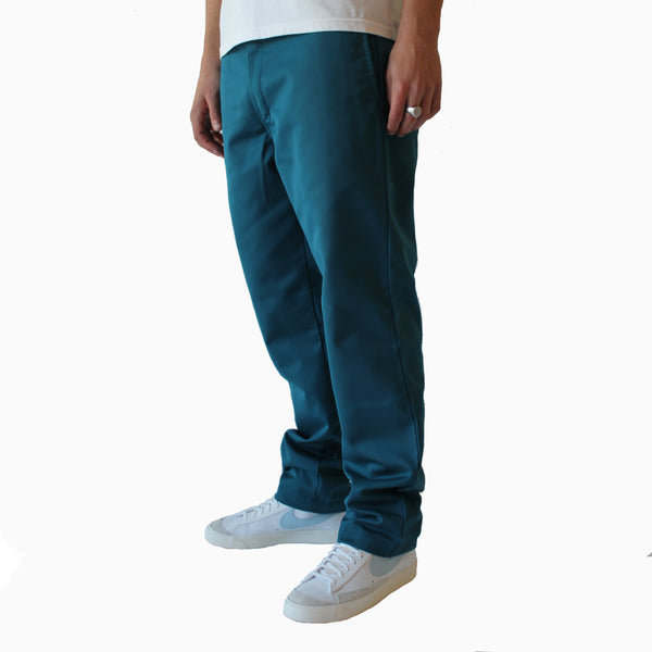 Carhartt Master Pant - Moody Blue Rinsed
