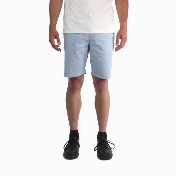 NN07 1004 Crown Shorts - Light Blue
