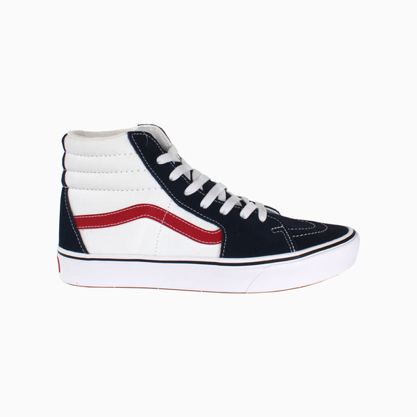 Vans Comfy Cush Sk8-Hi Tri Tone - Dress Blue/White