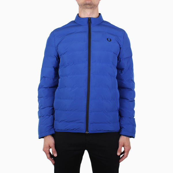 Fred Perry Insulated Jacket - Regal