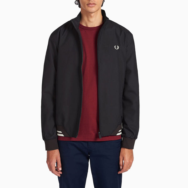 Fred Perry Twin Tipped Sports Jacket - Navy