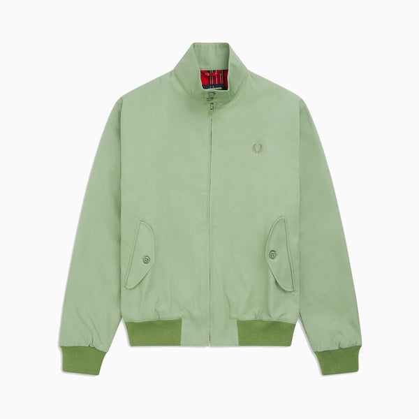Fred Perry Made In England Harrington - Pistachio