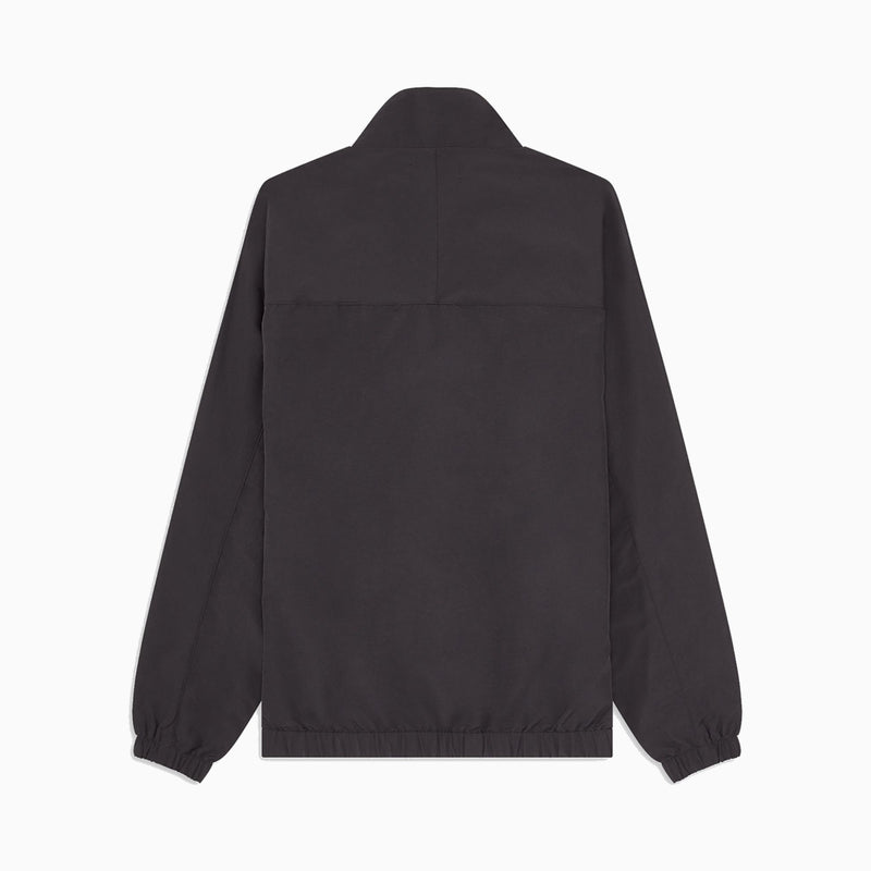 Fred Perry Zip-Through Shell Jacket - Black