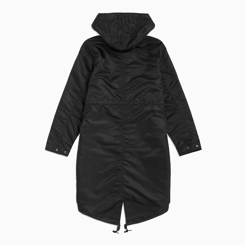 Fred Perry Shell Parka - Black