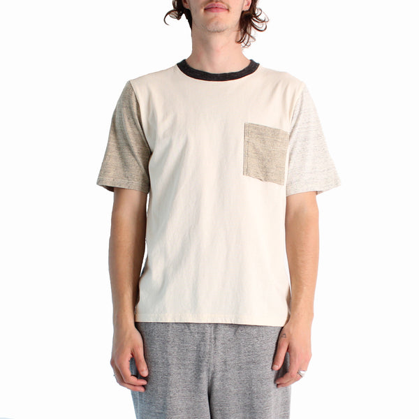 Jackman Pocket T-Shirt - 76/ Multi Heather