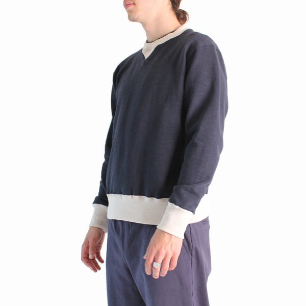 Jackman GG Sweat Crewneck - 91/ Navy/ Ash