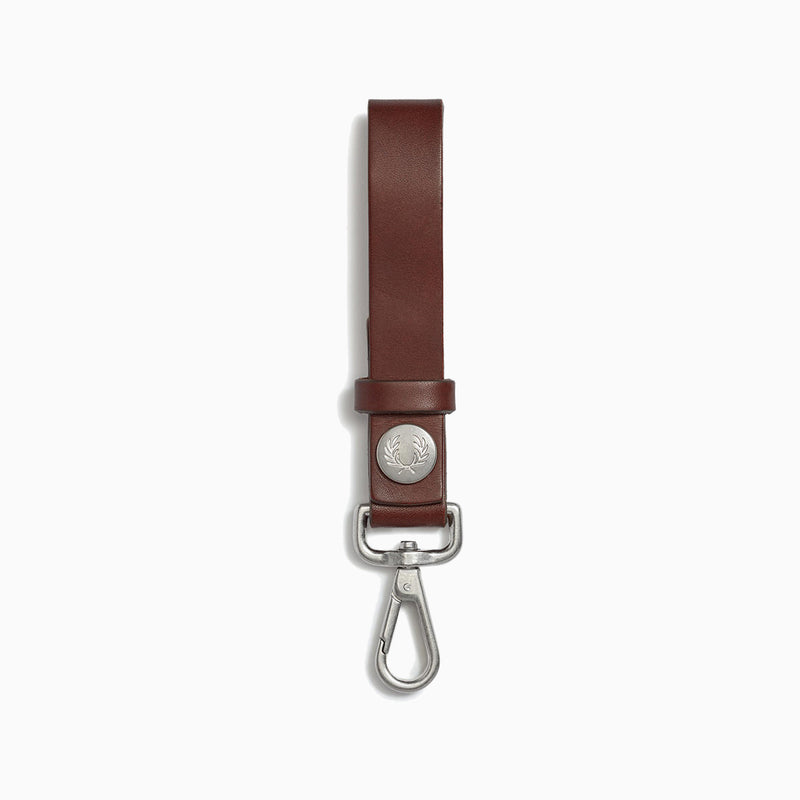 Fred Perry Made In England Lanyard - Dark Brown