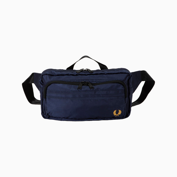 Fred Perry Outdoor Cross Body Bag - Carbon Blue