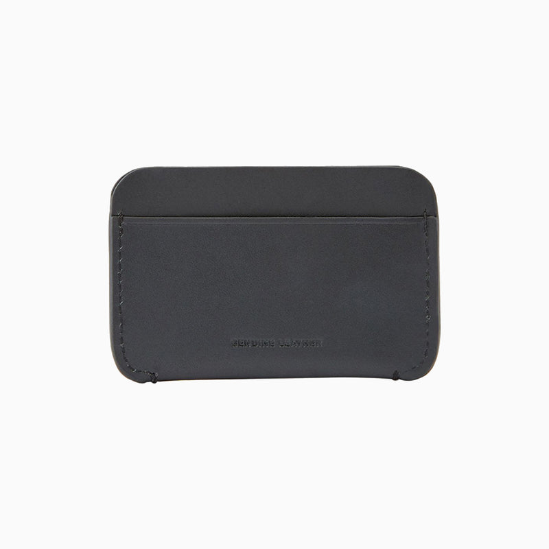 Fred Perry Leather Card Holder - Black