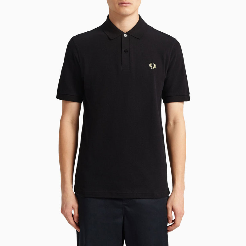 Fred Perry Original Fred Perry Shirt - Black/Champagne