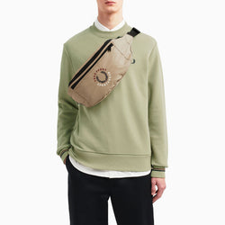 Fred Perry Crew Neck Sweatshirt - Light Sage