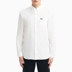 Fred Perry Classic Oxford Shirt - White