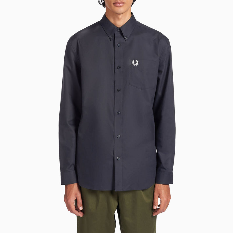 Fred Perry Classic Oxford Shirt - Navy